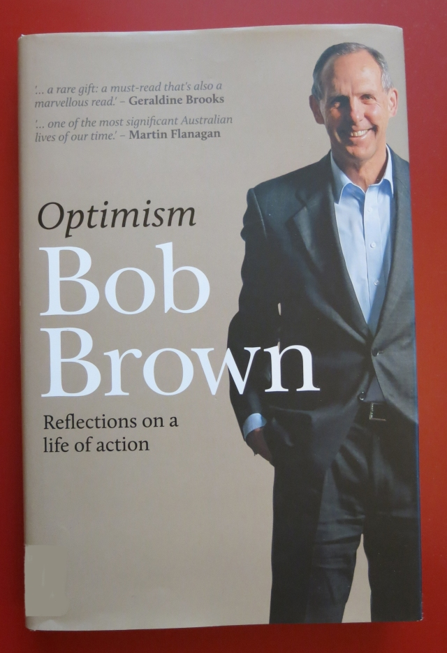 Optimism by Bob Brown