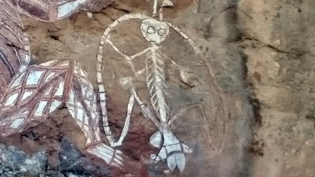 Ubirr Rock Art 1