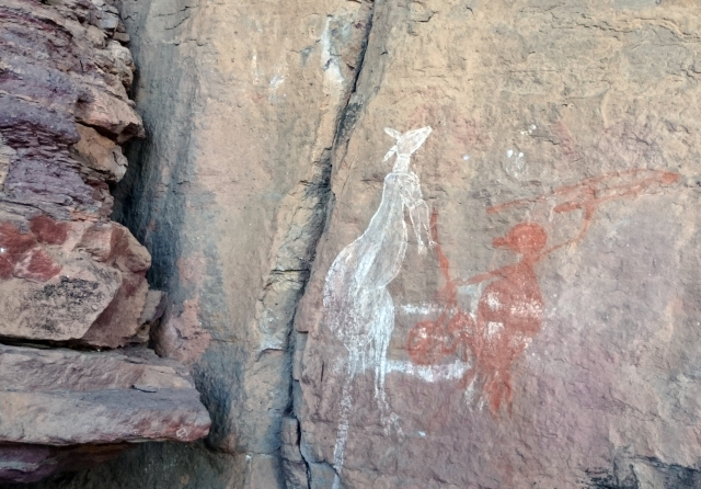 Ubirr Rock Art 2